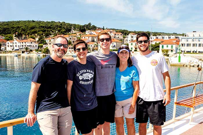 Backroads Croatia & Slovenia Family Multi-Adventure Tour - Older Teens & 20s