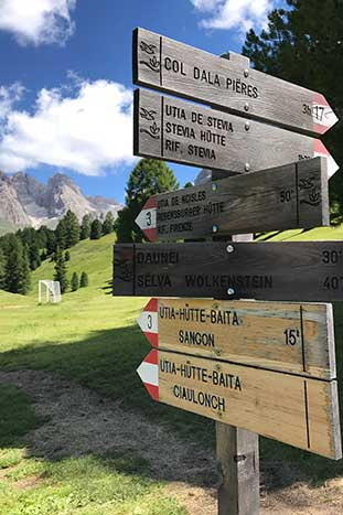 Dolomites Family Multi-Adventure Tour - Older Teens & 20s