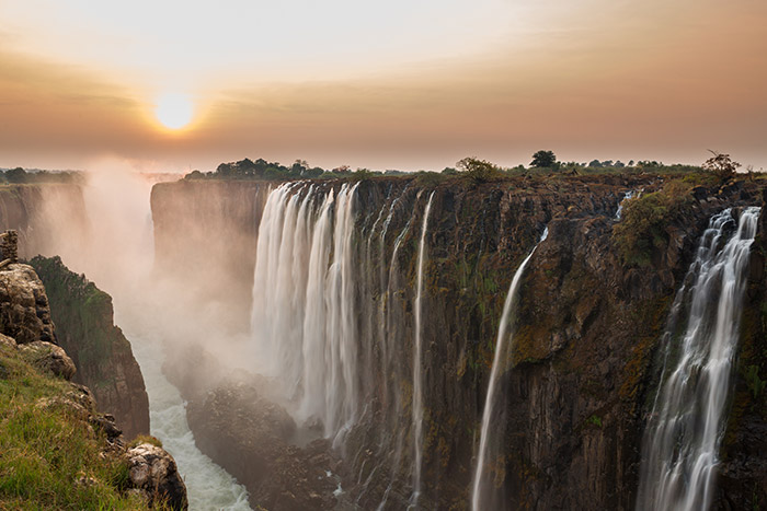 Zambia, Zimbabwe & Botswana Safari Multi-Adventure Tour