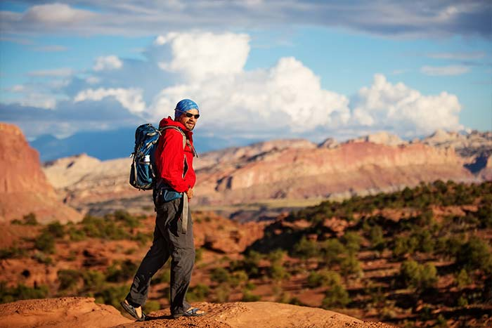 Bryce & Capitol Reef Walking & Hiking Tour