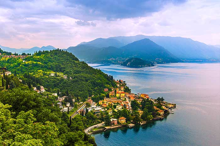 Lake Como & Bellagio Walking & Hiking Tour