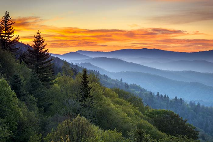 Great Smoky Mountains Walking & Hiking Tour