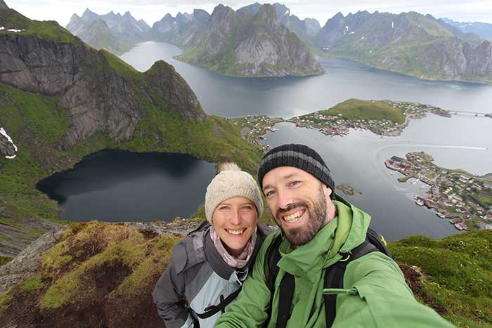 Norway's Lofoten Islands Family Walking & Hiking Tour