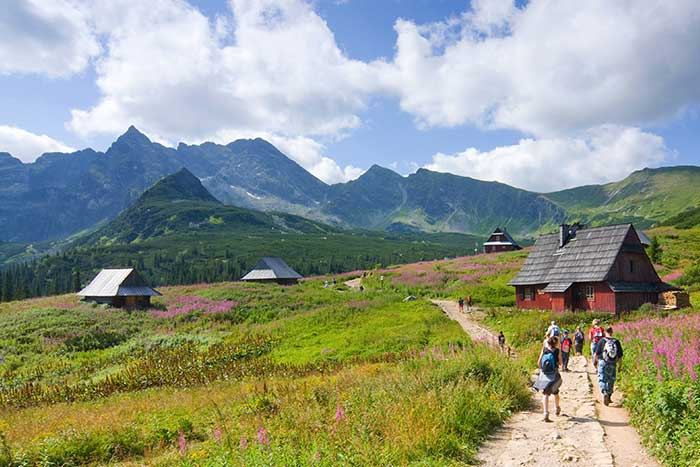 Poland & Slovakia Walking & Hiking Tour