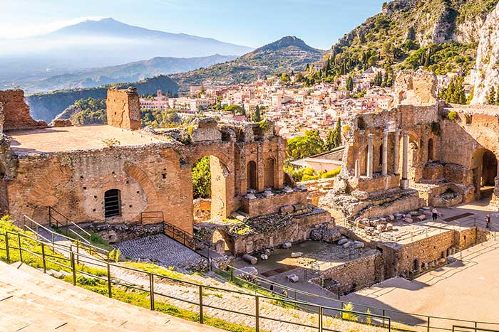 Sicily Family Walking & Hiking Tour