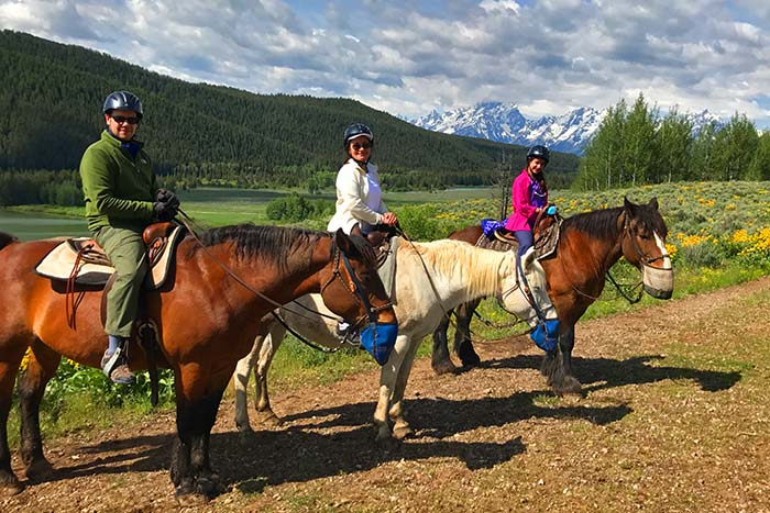 Yellowstone & Tetons Family Walking & Hiking Tour