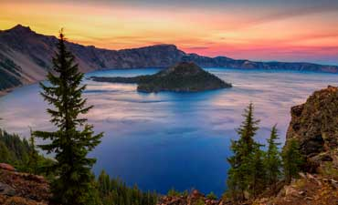 Crater Lake Multi-Adventure Tour