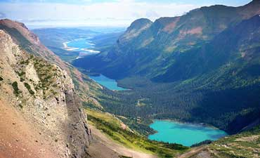 Glacier & Waterton Lakes Multi-Adventure Tour