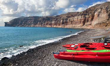Santorini & Crete Family Multi-Adventure Tour