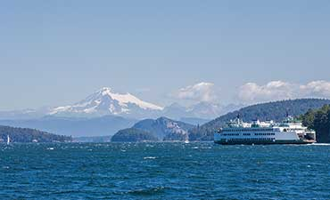 San Juan Islands Family Multi-Adventure Tour - Older Teens & 20s