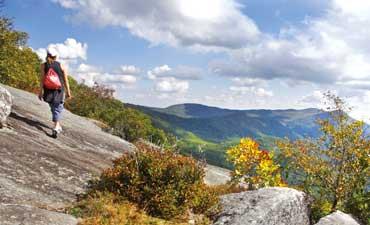 Blue Ridge & Great Smoky Mountains National Park Walking & Hiking Tour