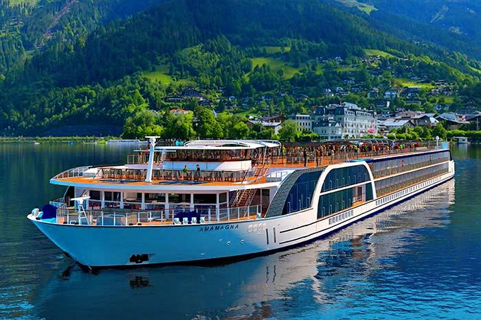 AMA Waterways AMA Magna river cruise ship
