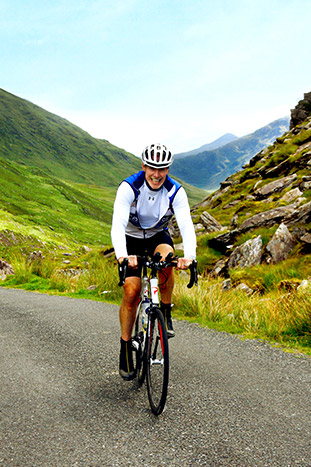 Biking In Scotland
