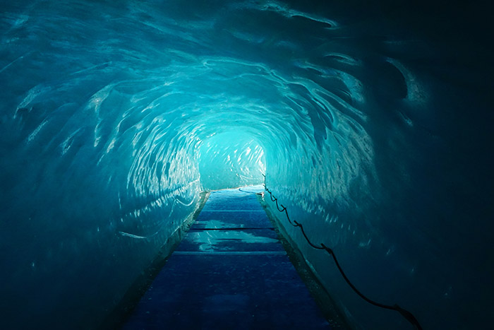 Ice Cave - Backroads French, Italian & Swiss Alps Family Multi-Adventure Tour - Teens & Kids