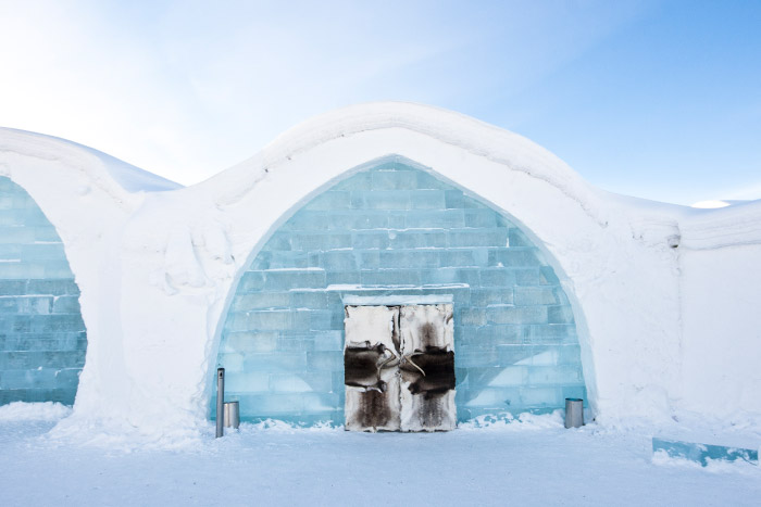 Ice Hotel - Backroads Finland & Sweden Northern Lights Multi-Adventure Tour