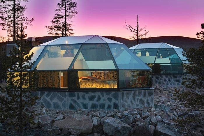 Igloo Hotel in Lapland