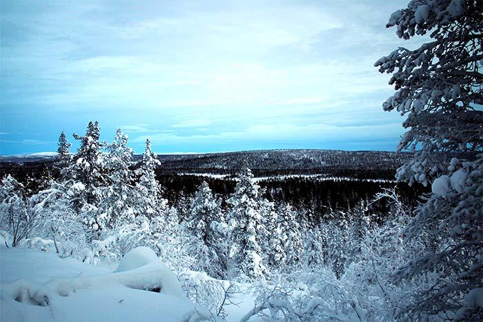 Backroads Finland & Sweden Northern Lights Multi-Adventure Tour
