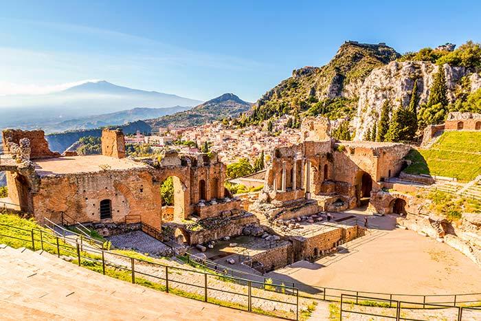 Sicily Family Multi-Adventure Tour - 20s & Beyond   Backroads