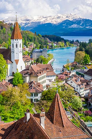 Backroads Switzerland Multi-Adventure Tour