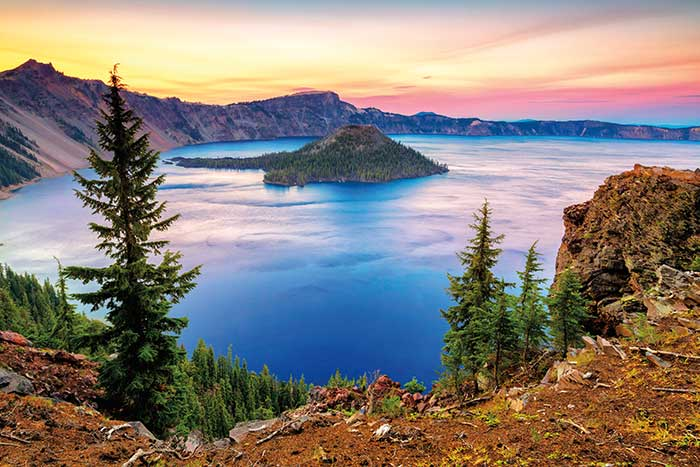 Oregon's Crater Lake & Cascades Family Walking & Hiking Tour - 20s & Beyond | Backroads