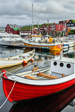 Iceland Fishing Village