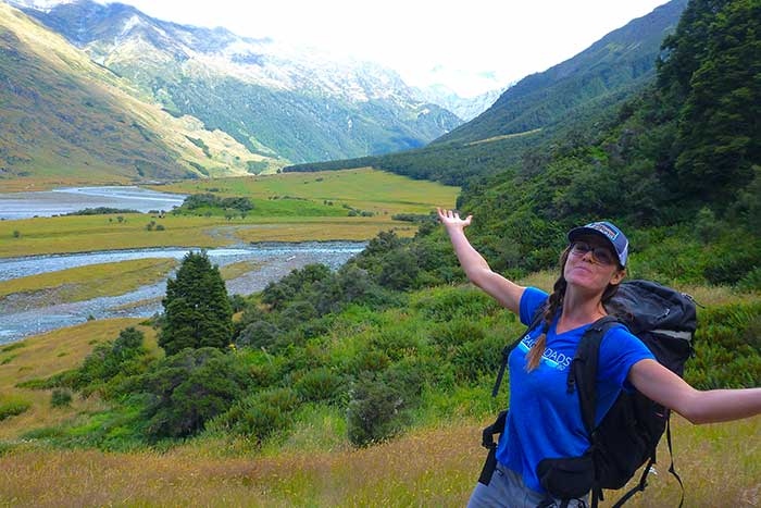 New Zealand Family Walking & Hiking Tour - 20s & Beyond | Backroads