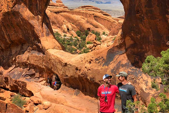 Arches & Canyonlands Family Walking & Hiking Tour - 20s & Beyond | Backroads