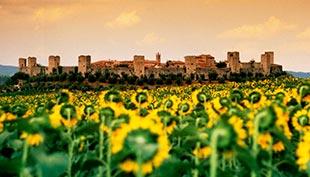 Tuscany Biking Trip
