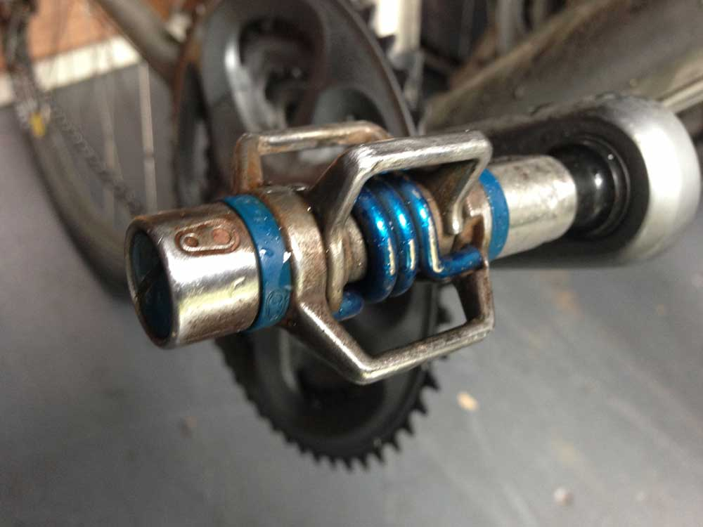 Crank Brothers bike pedal