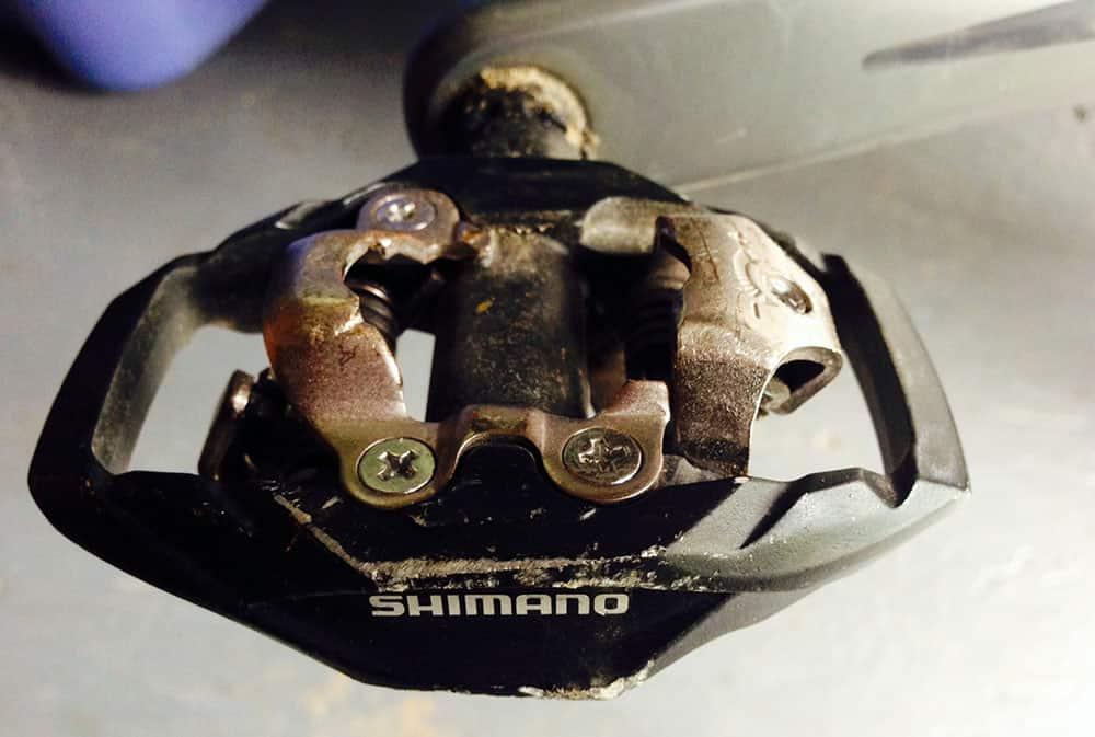 Shimano SPD bike pedal