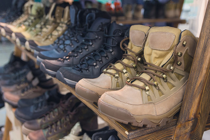 Hiking Boots: Choosing the Right Footwear for Your Outdoor Adventures