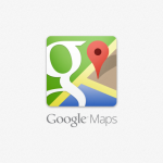 Google Maps App for Bike Routes
