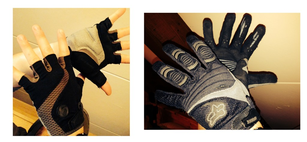 Full-Finger Gloves vs Half-Finger Cycling Gloves
