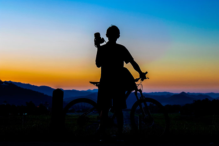 How to Photograph a Bike Tour