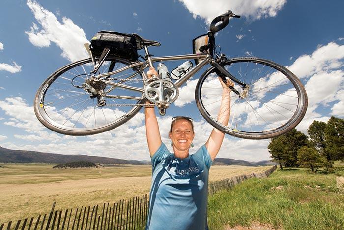 bike victory photo