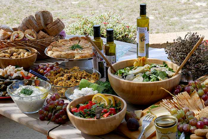 Food in Greece - What to Know and to Eat