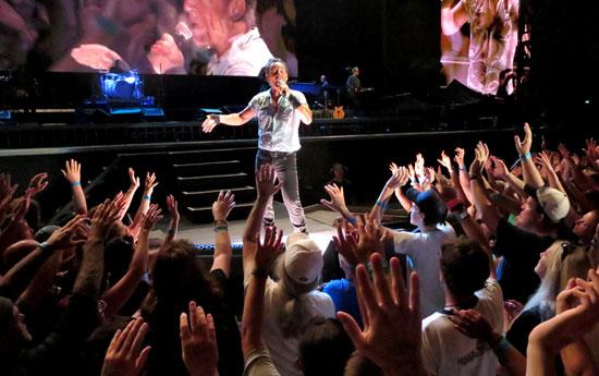concert attendance