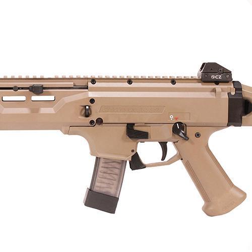 CZ-USA Carbine with Fux Suppressor Scorpion EVO 3 S1-img-5