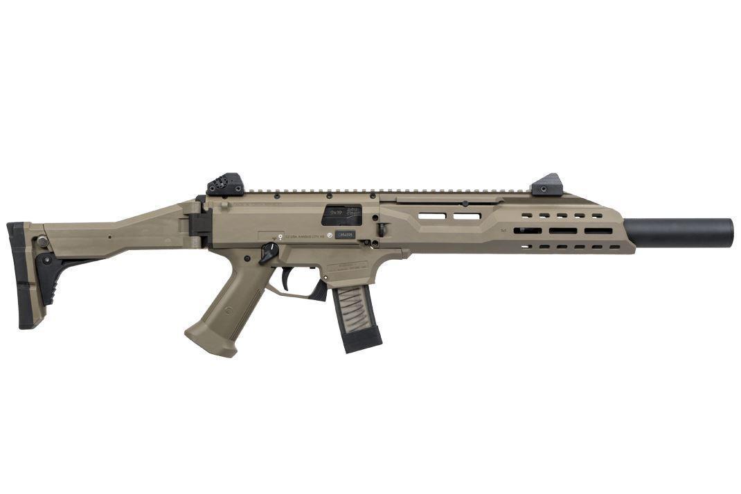 CZ-USA Carbine with Fux Suppressor Scorpion EVO 3 S1-img-7