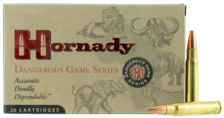 Hornady InterLock SP-RP Dangerous Game .376 Steyr-img-0