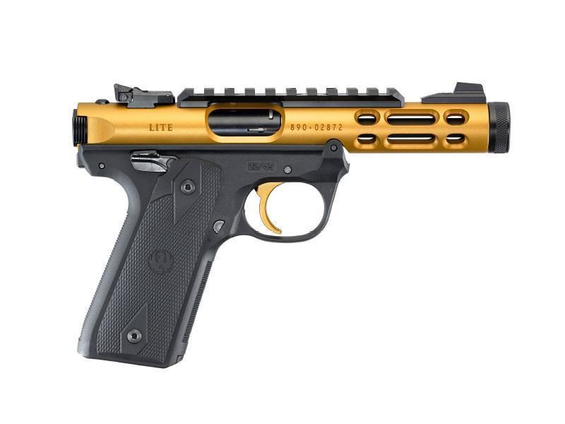 Ruger Mark IV 22/45 Lite LITE-img-1