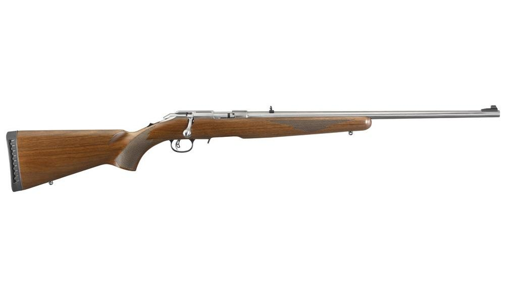 Ruger American Rifle Stainless Wood-img-2