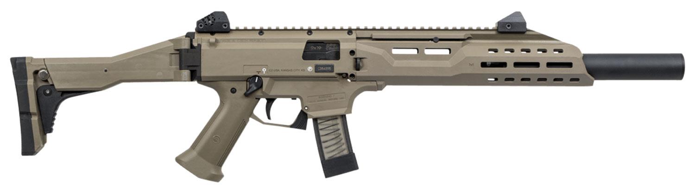 CZ-USA Carbine with Fux Suppressor Scorpion EVO 3 S1-img-1