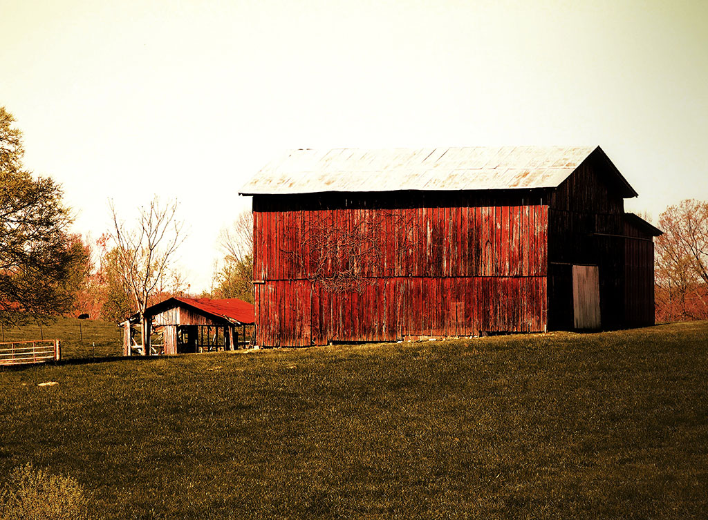 Country-Barn-Prints-Crimson Barn-Backwater-Stills