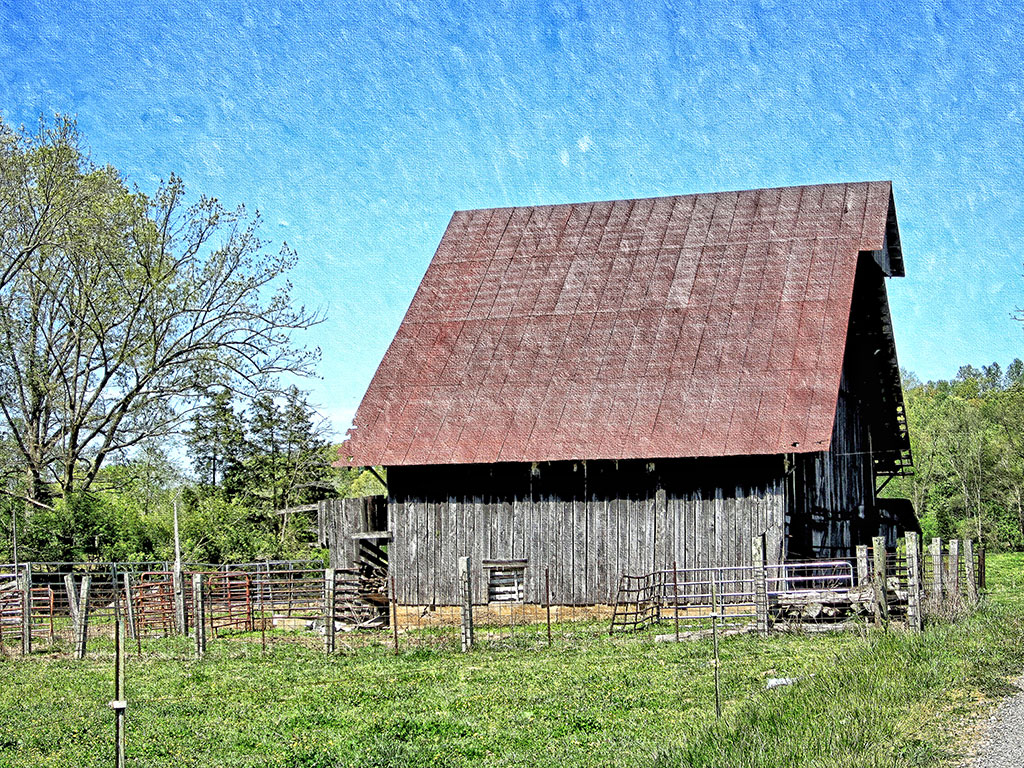 Country-Themed-Home-Decor-Blue-Skies-Backwater-Stills