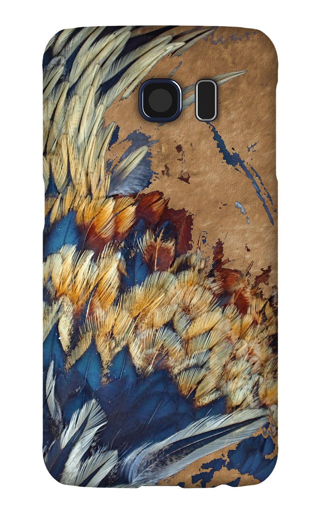 Dalis-Feathers-Cellphone-Case