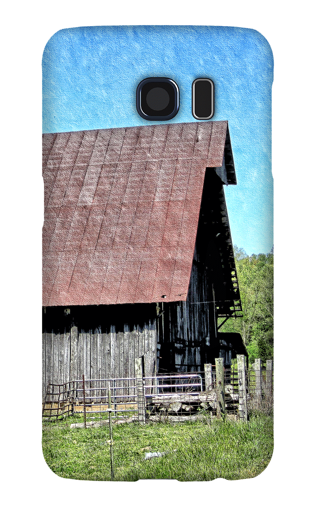 Blue-Skies-Cellphone-Case