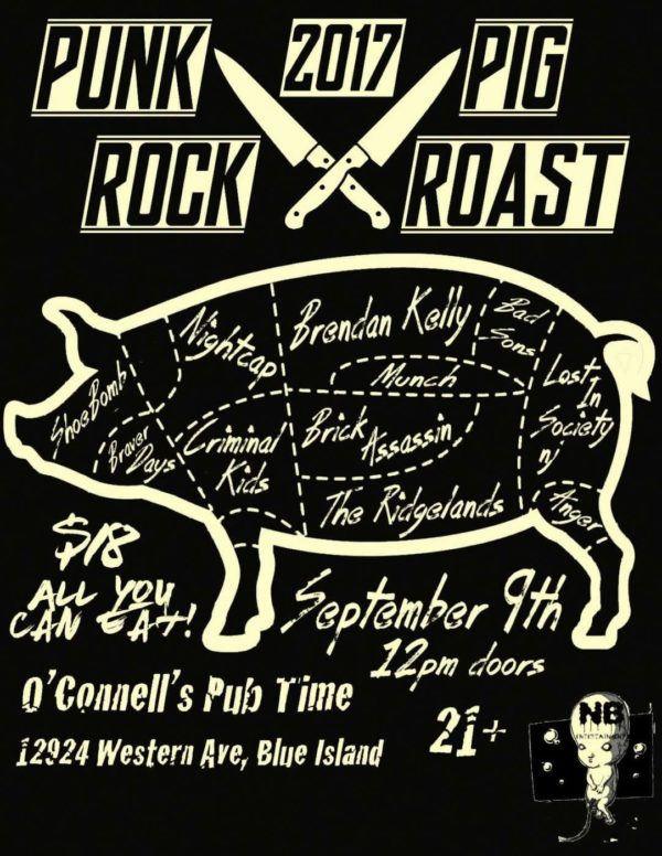Punk Rock Pig Roast