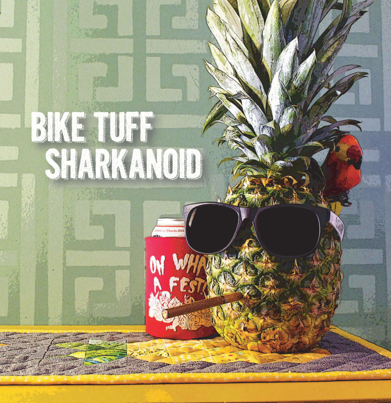 Bike Tuff / Sharkanoid