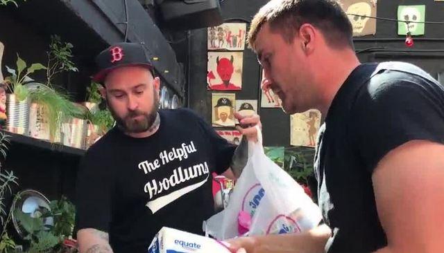 The Helpful Hoodlums